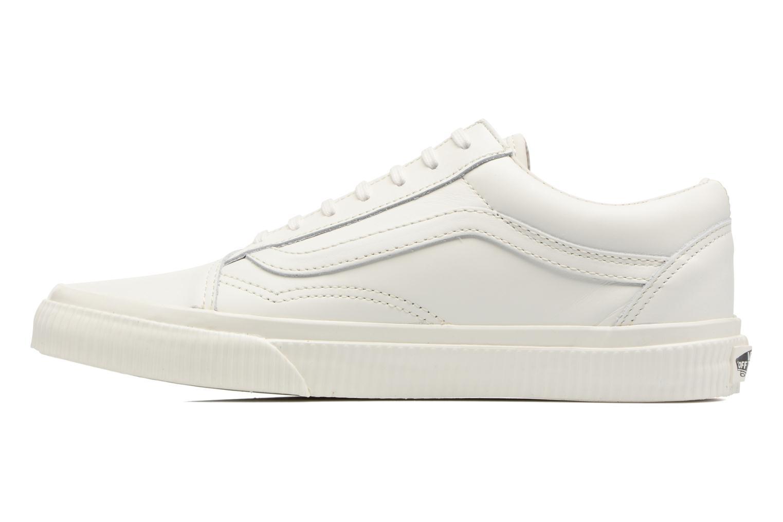 Sneakers Vans Old Skool W Hvid se forfra