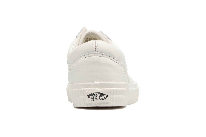 Baskets Vans Old Skool W Blanc vue droite