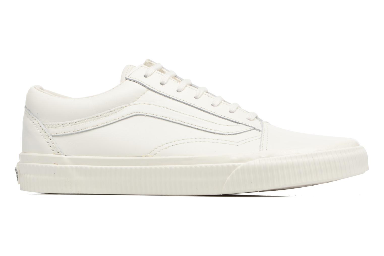 Sneakers Vans Old Skool W Hvid se bagfra