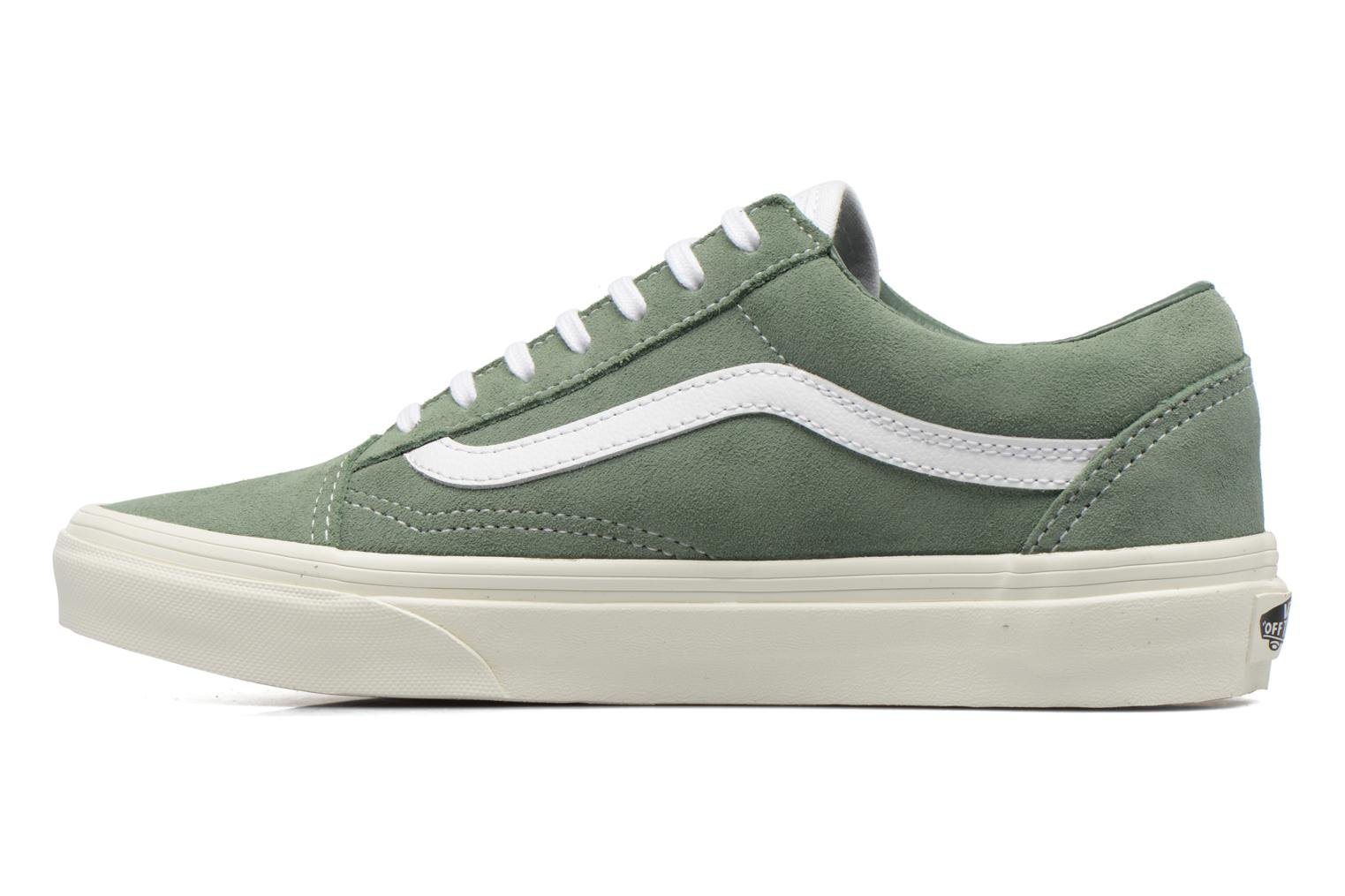 Baskets Vans Old Skool W Vert vue face