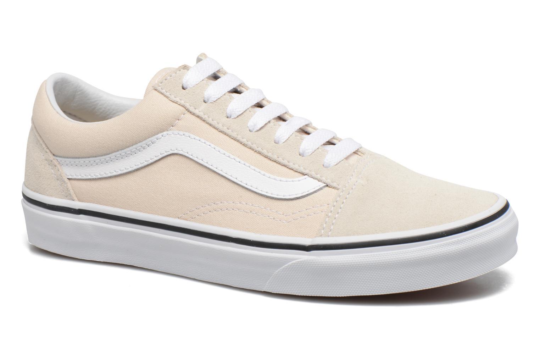 Sneakers Vans Old Skool W Beige detaljeret billede af skoene