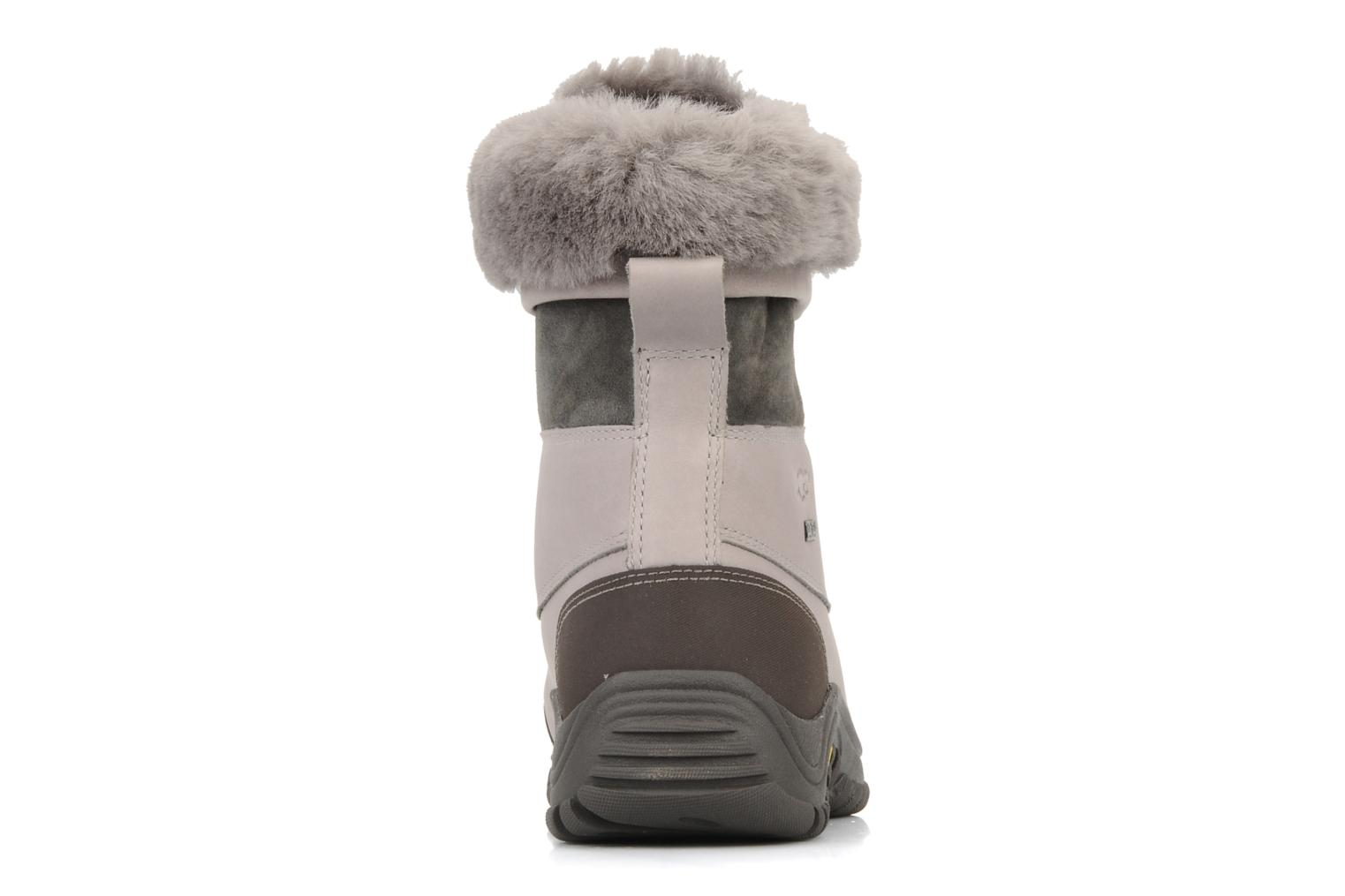 Ankle boots UGG Adirondack Grey view from the right