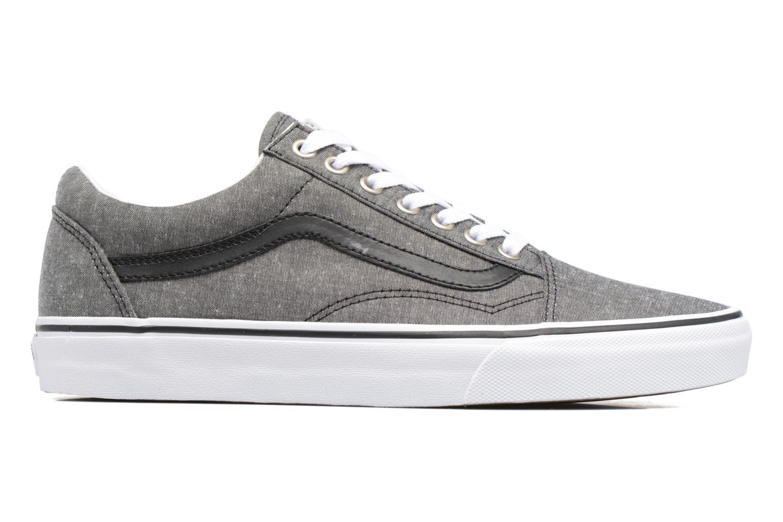 Sneakers Vans Old Skool Grijs achterkant