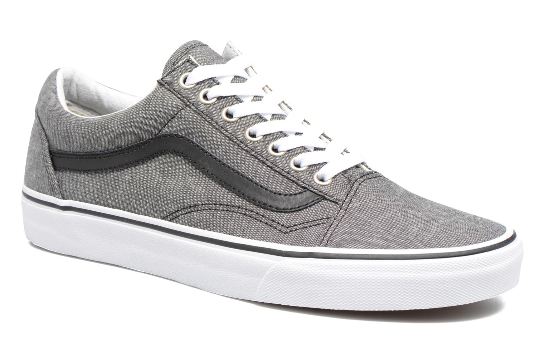 Sneakers Vans Old Skool Grijs detail
