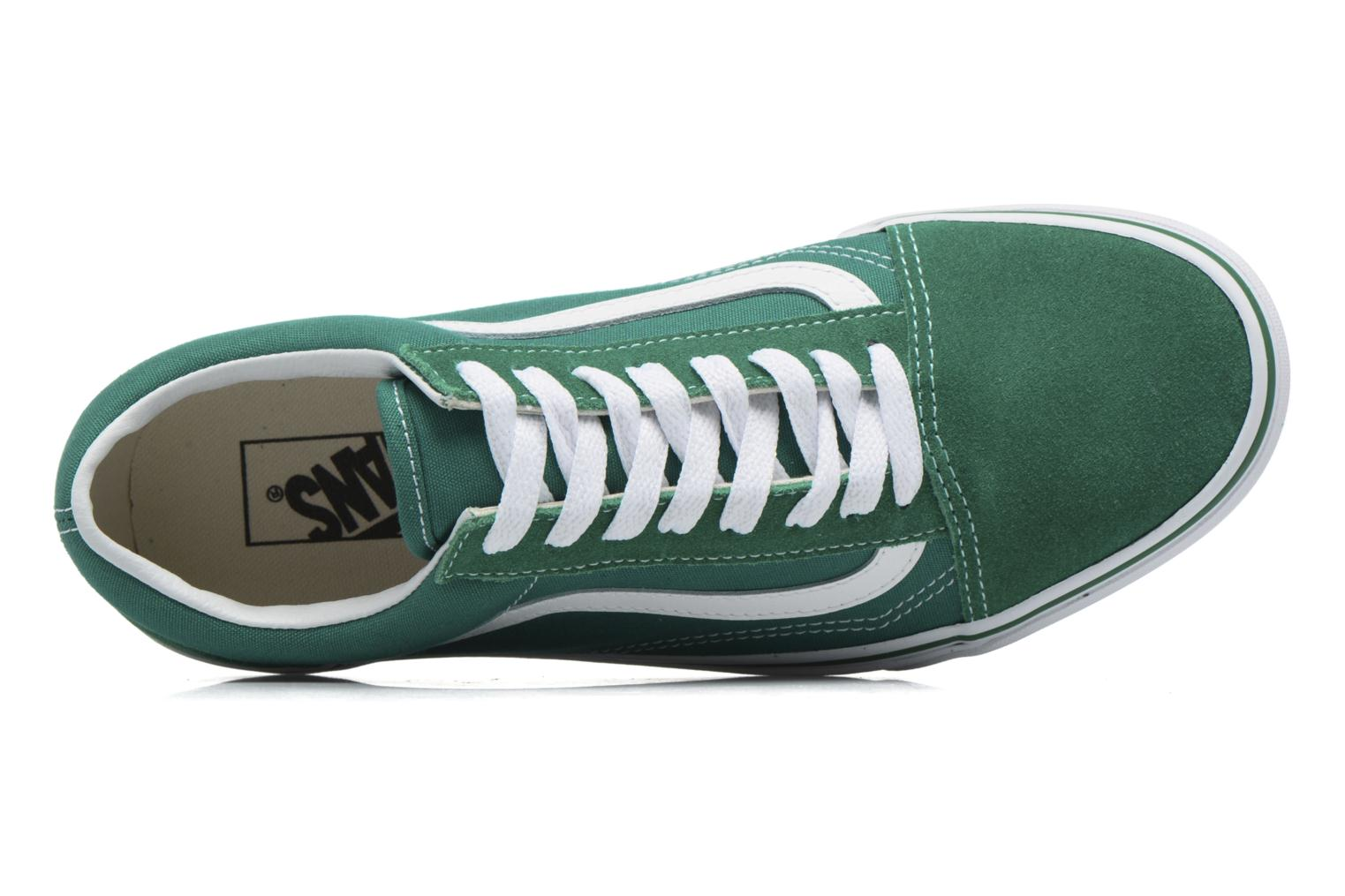 Sneakers Vans Old Skool Groen links