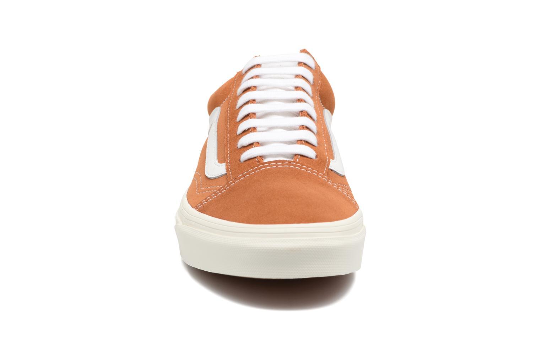 Sneakers Vans Old Skool Brun bild av skorna på