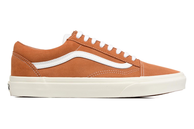 Sneakers Vans Old Skool Bruin achterkant