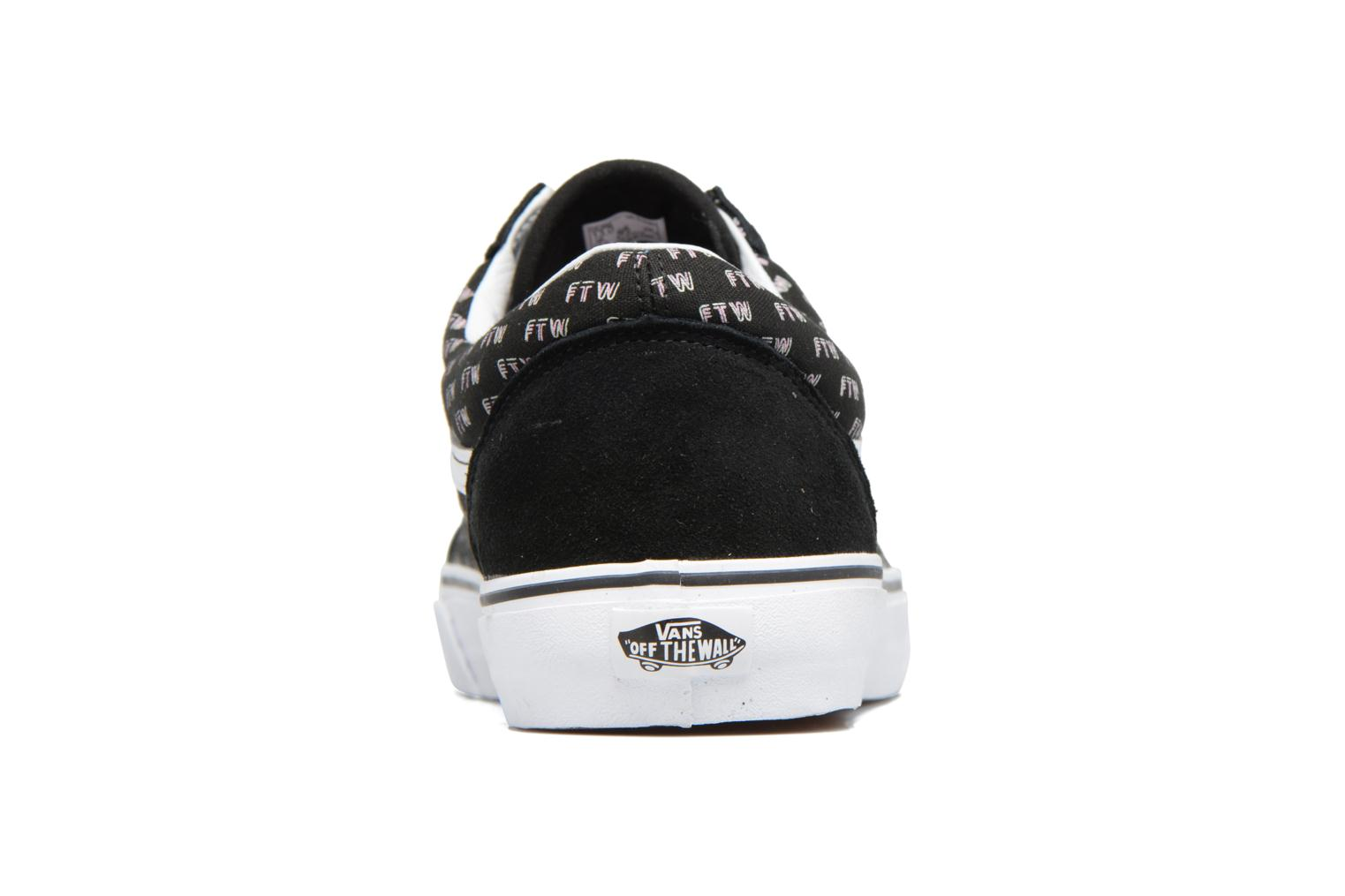 Old Skool (Sayings) Black