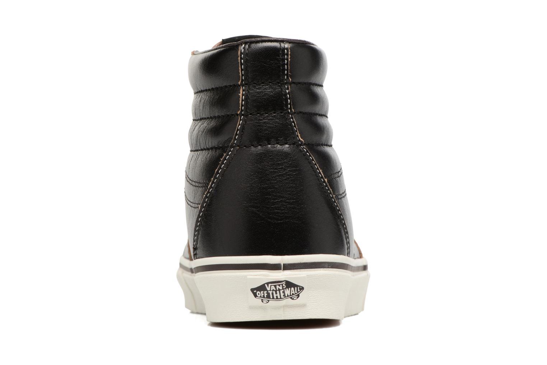 Sneakers Vans SK8 Hi M Nero immagine destra