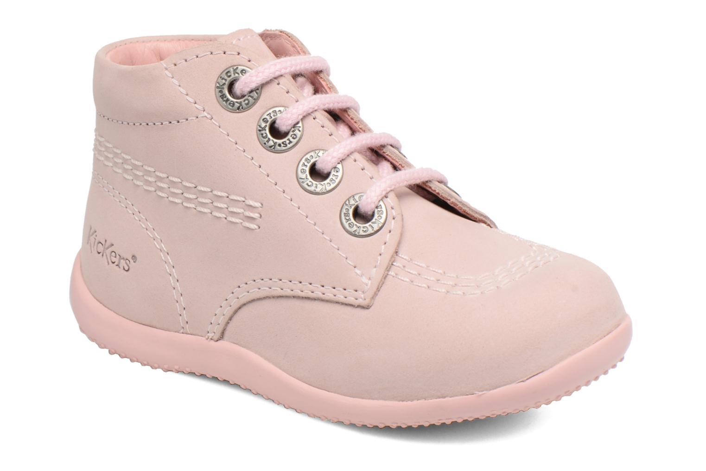 Chaussures à lacets Kickers Billy Rose vue détail/paire