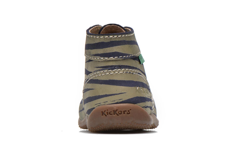 Stiefeletten & Boots Kickers Bonbon gold/bronze ansicht von rechts