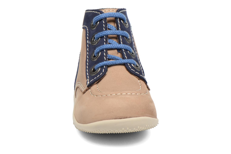 Stiefeletten & Boots Kickers Bonbon beige schuhe getragen