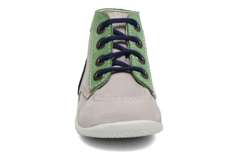 Ankelstøvler Kickers Bonbon Grå se skoene på