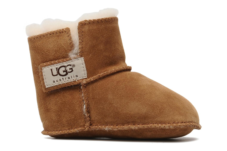 Bottines et boots UGG Erin Beige vue derrière
