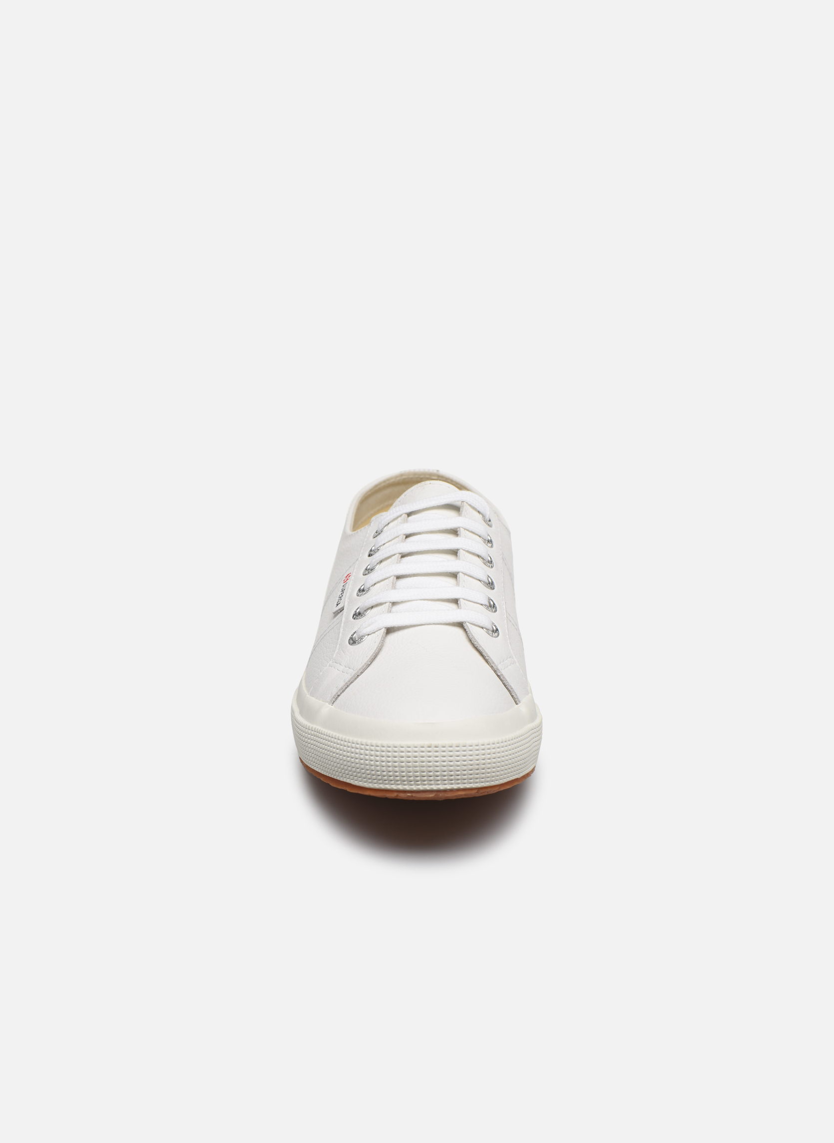 Trainers Superga 2750 FGLU White model view