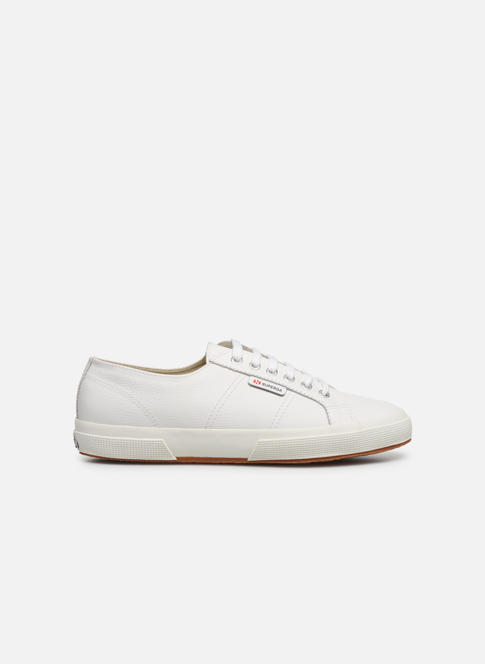 Trainers Superga 2750 FGLU White back view