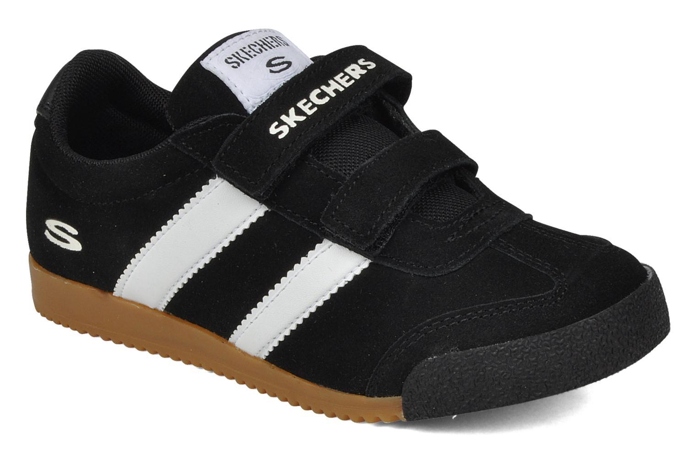 Sneakers Skechers Commemorate Zwart detail