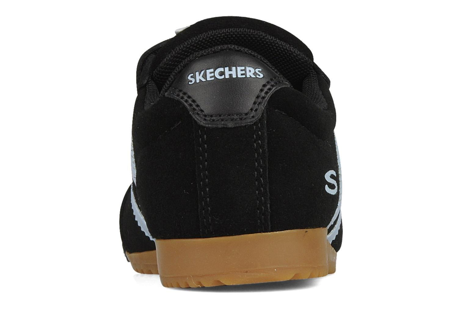 Sneakers Skechers Commemorate Nero immagine destra