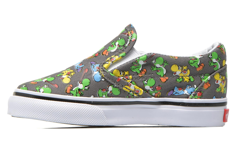 Sneakers Vans Classic Slip-on BB Grijs voorkant