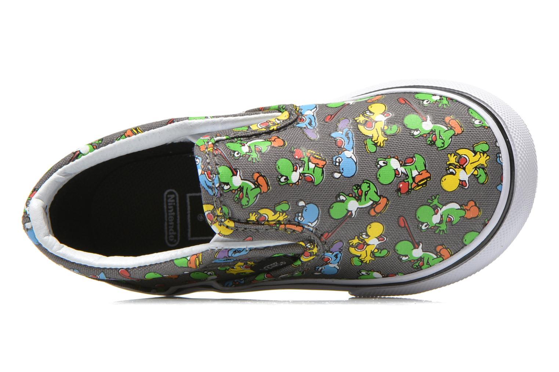 Sneakers Vans Classic Slip-on BB Grijs links