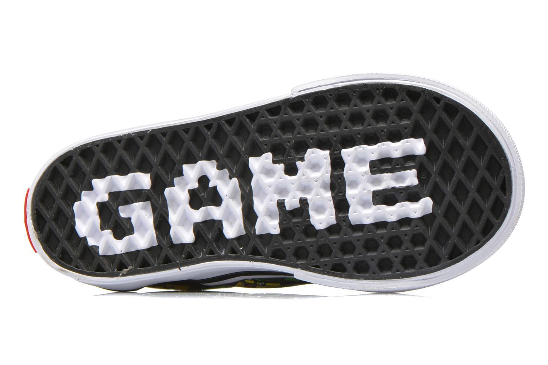 Sneaker Vans Classic Slip-on BB grau ansicht von oben
