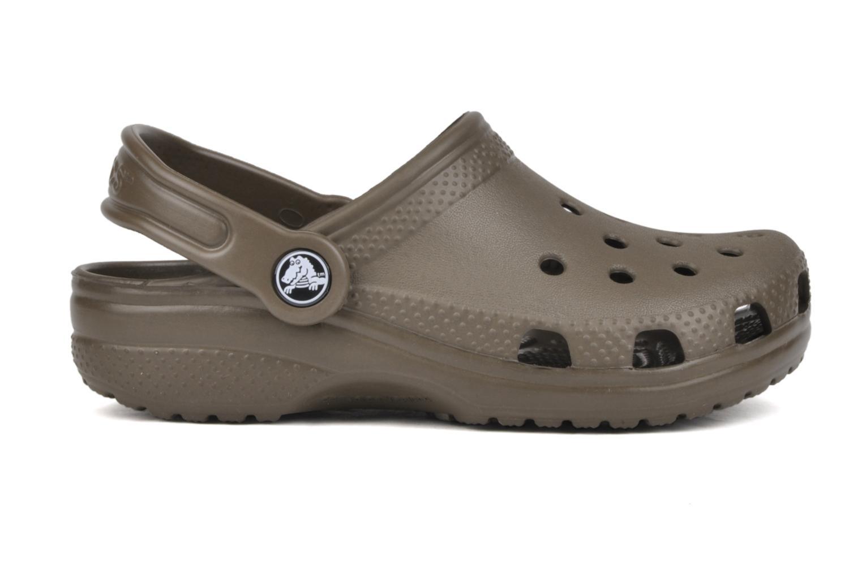 Sandaler Crocs Classic Kids Brun se bagfra