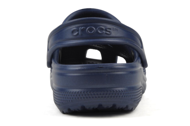 Sandaler Crocs Classic Kids Blå Se fra højre
