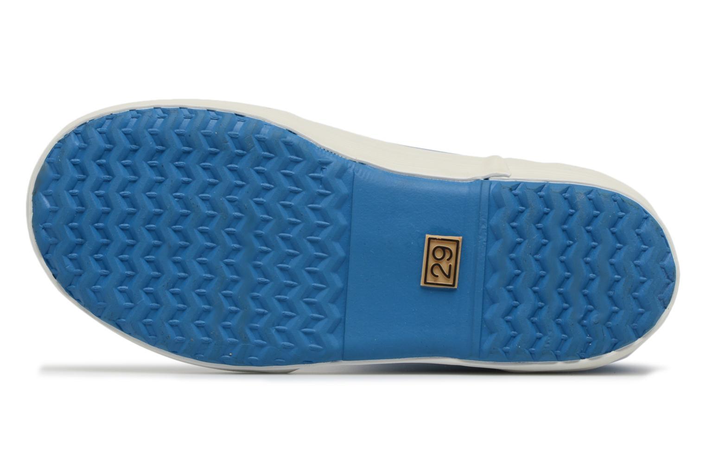 Stiefel Aigle Lolly Pop blau ansicht von oben