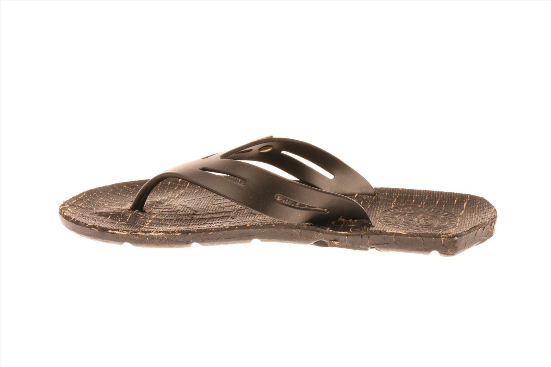 Sandales et nu-pieds Gooc KG Noir vue face