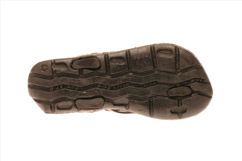Sandales et nu-pieds Gooc KG Noir vue haut