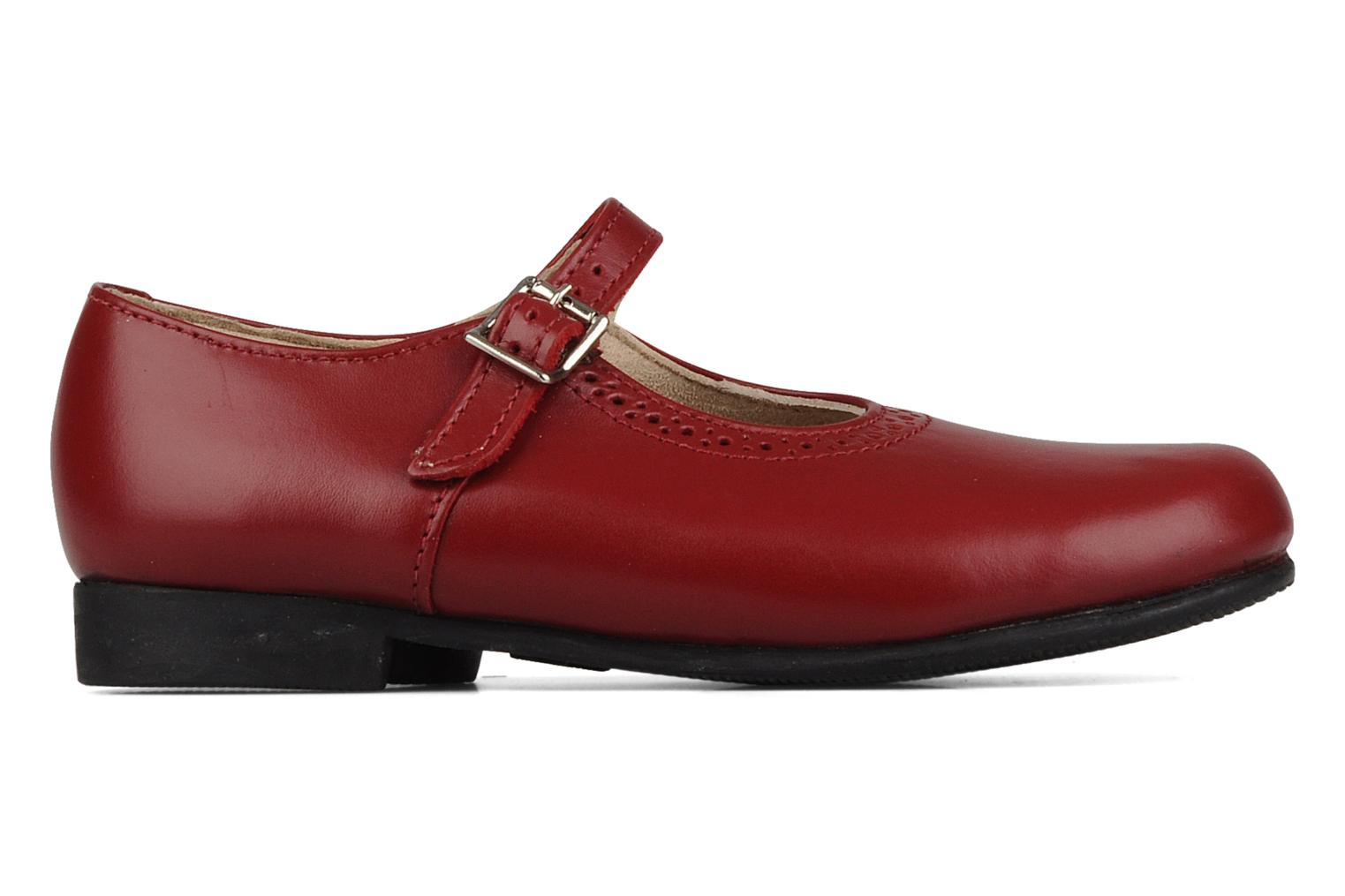 Ballet pumps Start Rite Clare Red back view