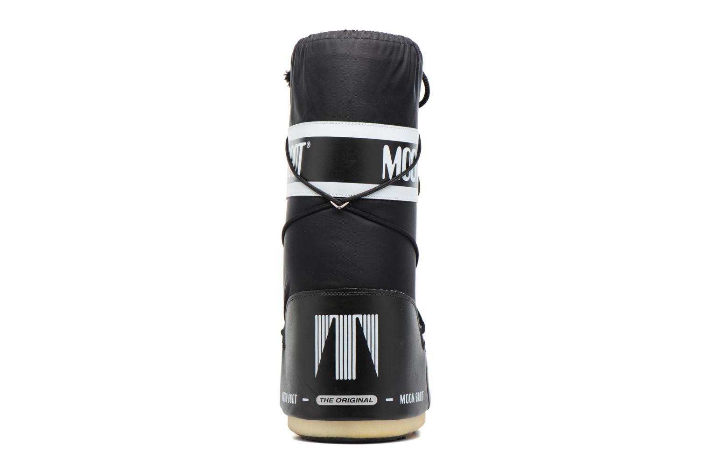 Scarpe sportive Moon Boot Moon Boot Nylon Nero immagine destra