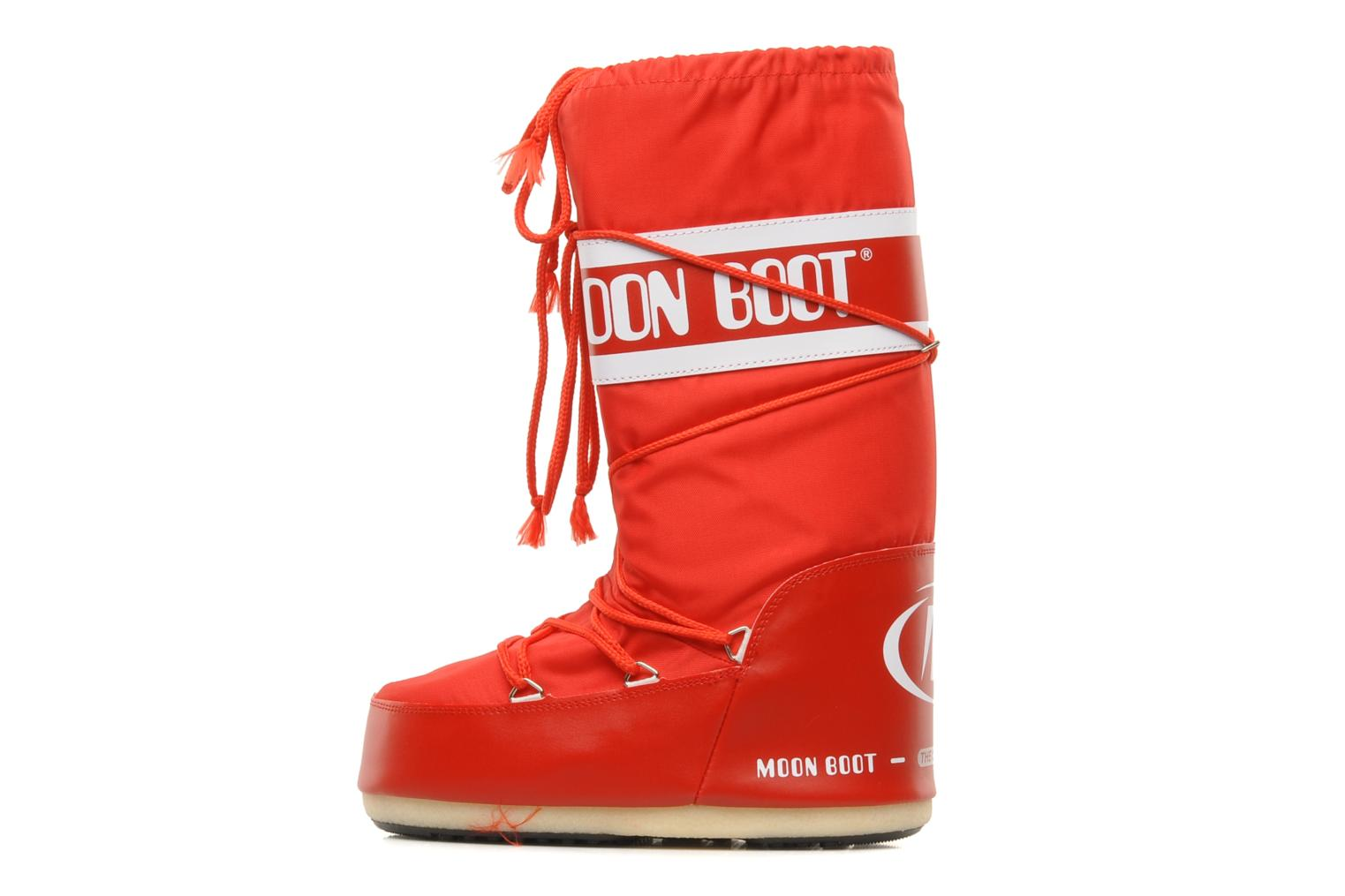 Moon Boot Nylon Rouge