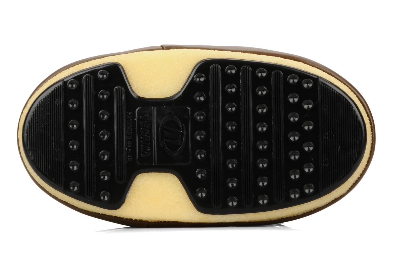 Chaussures de sport Moon Boot Moon Boot Nylon W Marron vue haut