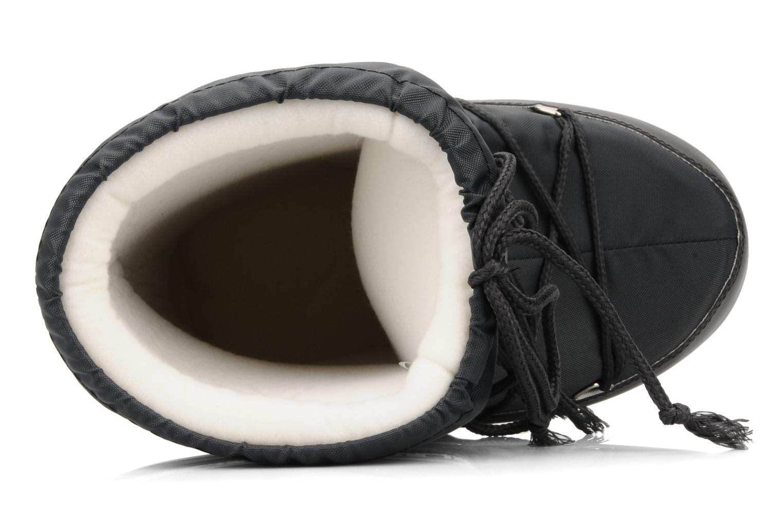 Sportschuhe Moon Boot Moon Boot Nylon schwarz ansicht von links
