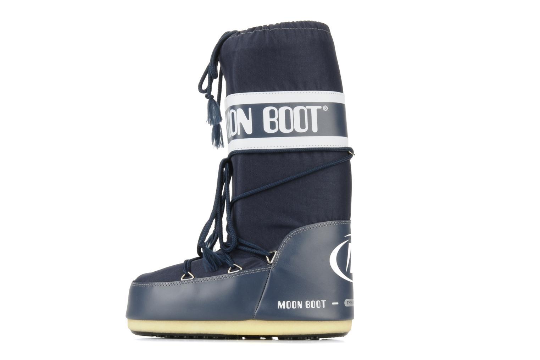 Scarpe sportive Moon Boot Moon Boot Nylon Azzurro immagine frontale
