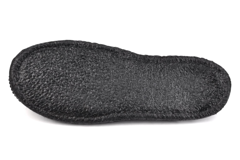 Pantoffels Giesswein Tino Zwart boven