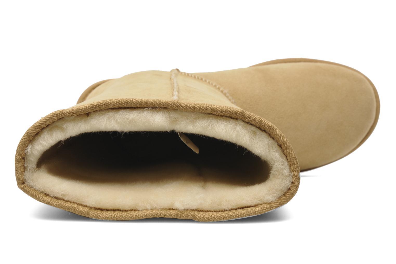 Bottines et boots UGG Classic Tall Beige vue gauche