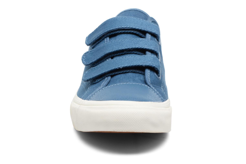 Sneaker Vans Prison Issue blau schuhe getragen