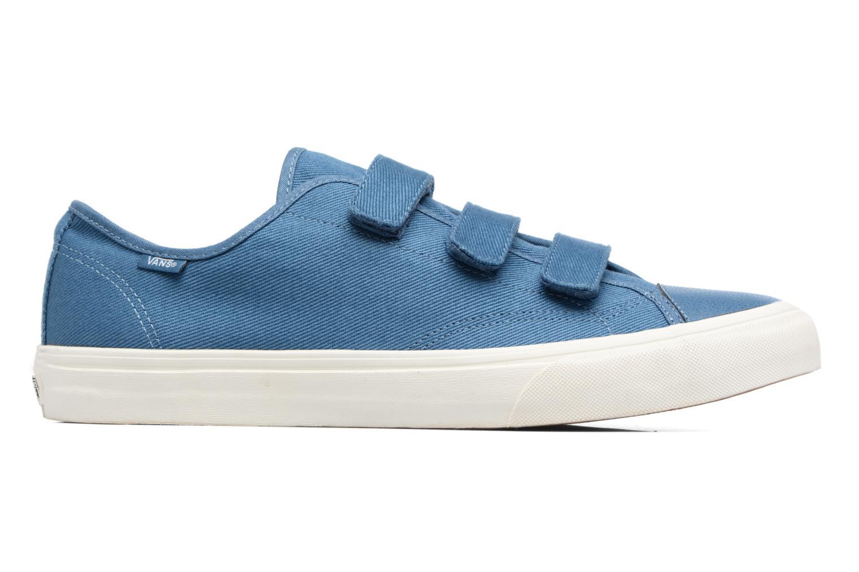 Sneaker Vans Prison Issue blau ansicht von hinten