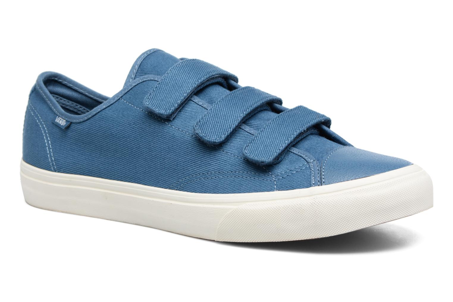 Trainers Vans Prison Issue Blue detailed view/ Pair view