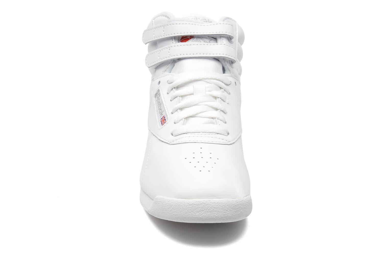 Sneakers Reebok Freestyle Hi Wit model