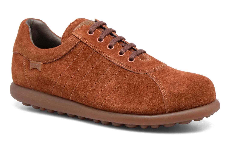 Sneakers Camper Pelotas Ariel 16002 Bruin detail