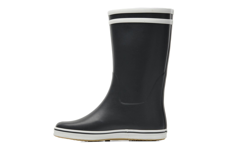 Bottines et boots Aigle Malouine Bleu vue face