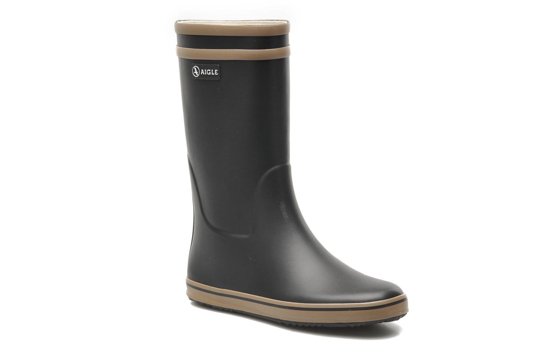Stiefeletten & Boots Aigle Malouine schwarz detaillierte ansicht/modell