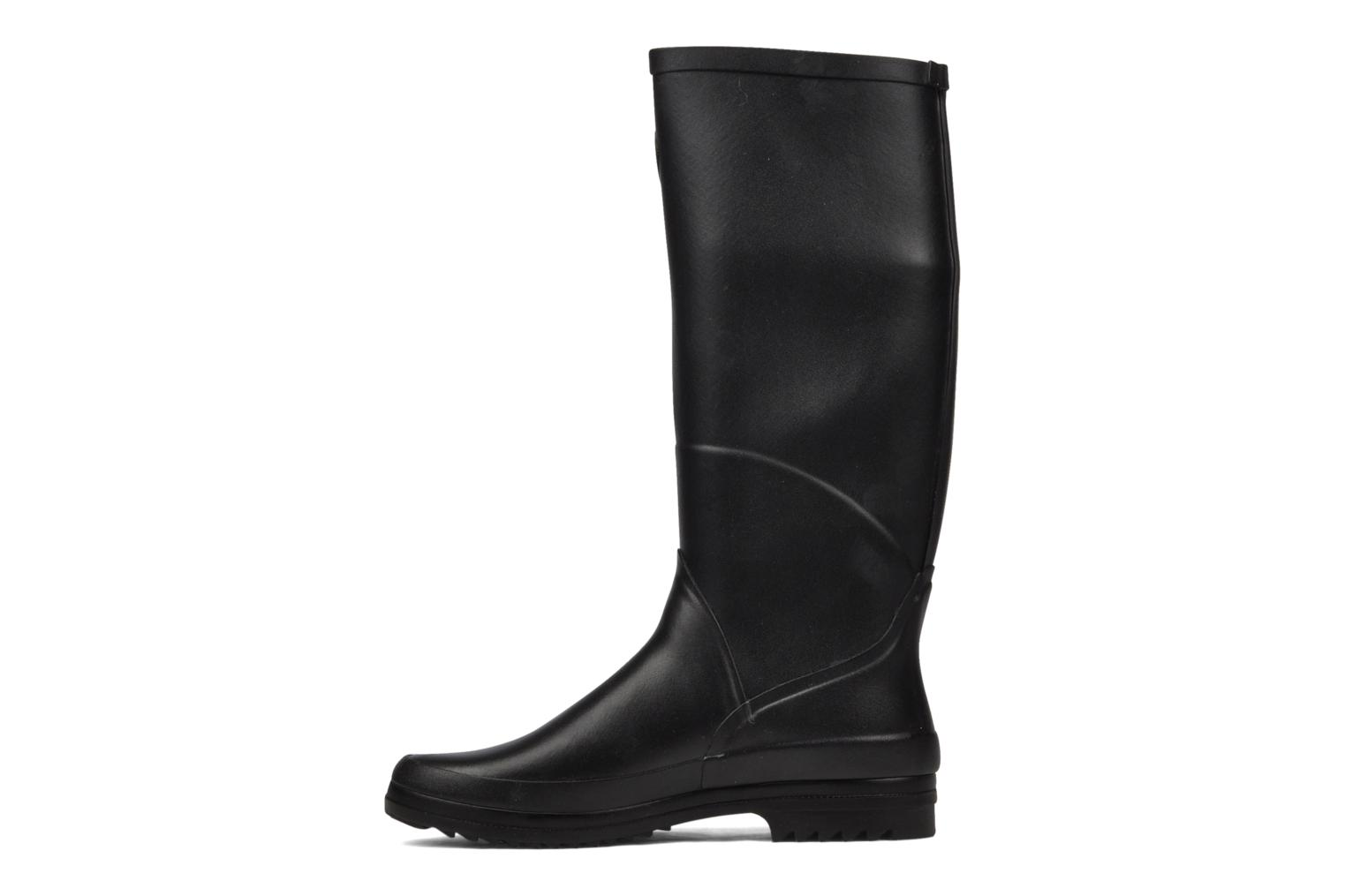 Boots & wellies Aigle Chantebelle Black front view