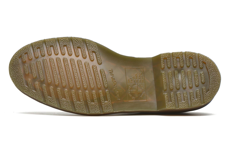 Chaussures à lacets Dr. Martens 1461 Marron vue haut