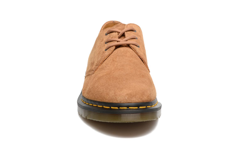 Zapatos con cordones DR. Martens 1461 Marrón vista del modelo