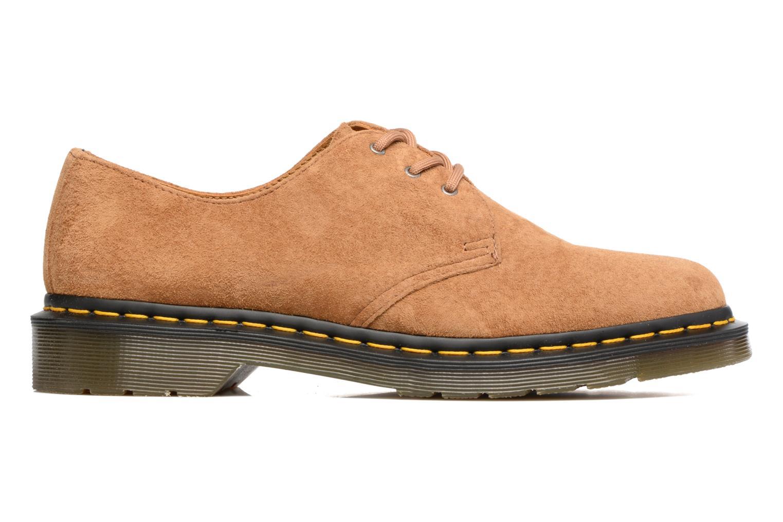 Zapatos con cordones DR. Martens 1461 Marrón vistra trasera