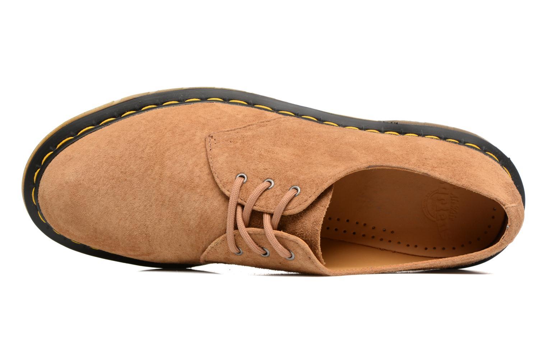 Zapatos con cordones DR. Martens 1461 Marrón vista lateral izquierda